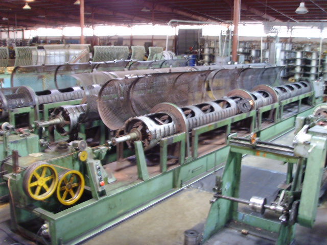 Wire Drawing And Stranding Plant For Sale