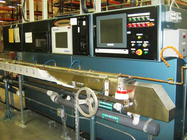 American Kuhne Davis Standard 3.5 inch extrusion Line