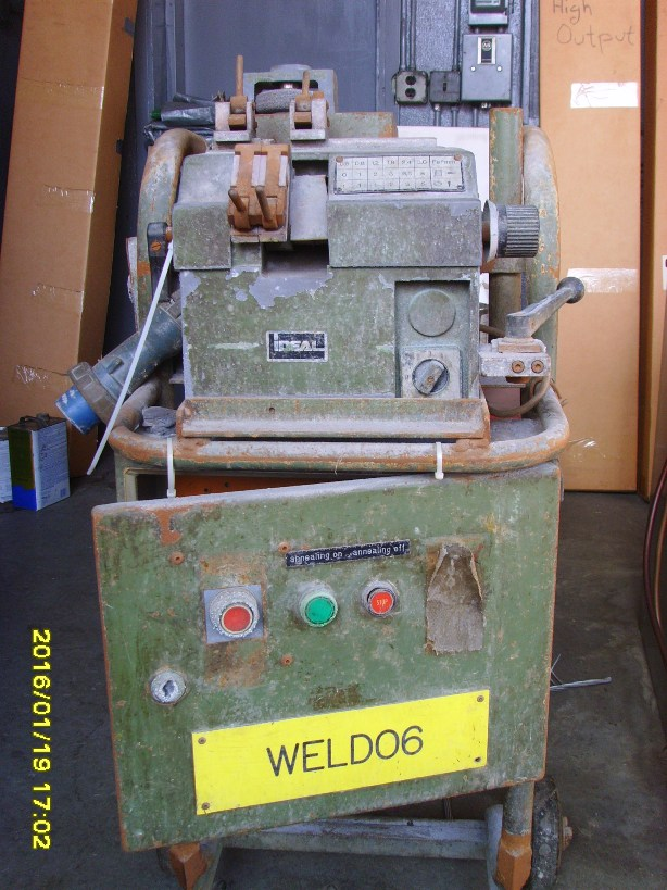 Idela DS3 Steel Wire Butt Welder