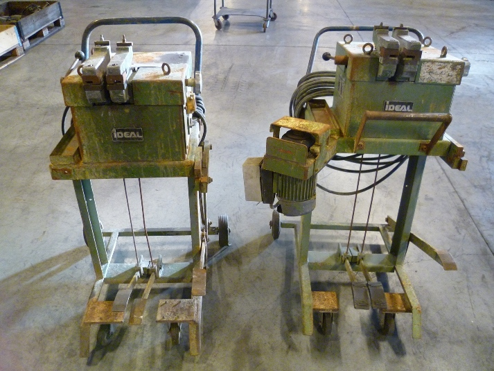 Ideal Butt Welder DSF90
